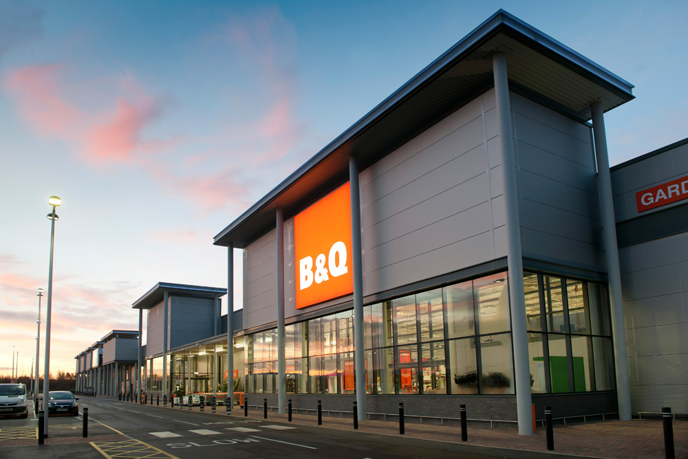 B&Q Tamworth