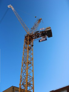 C2419 - Bow Road - PDR Crane - 8