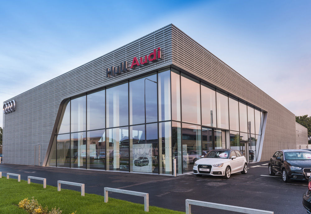 Audi Dealership, Hull