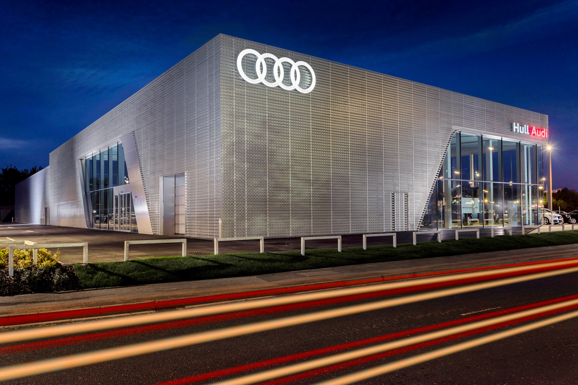 Audi-Hull-PDR-Construction-UK