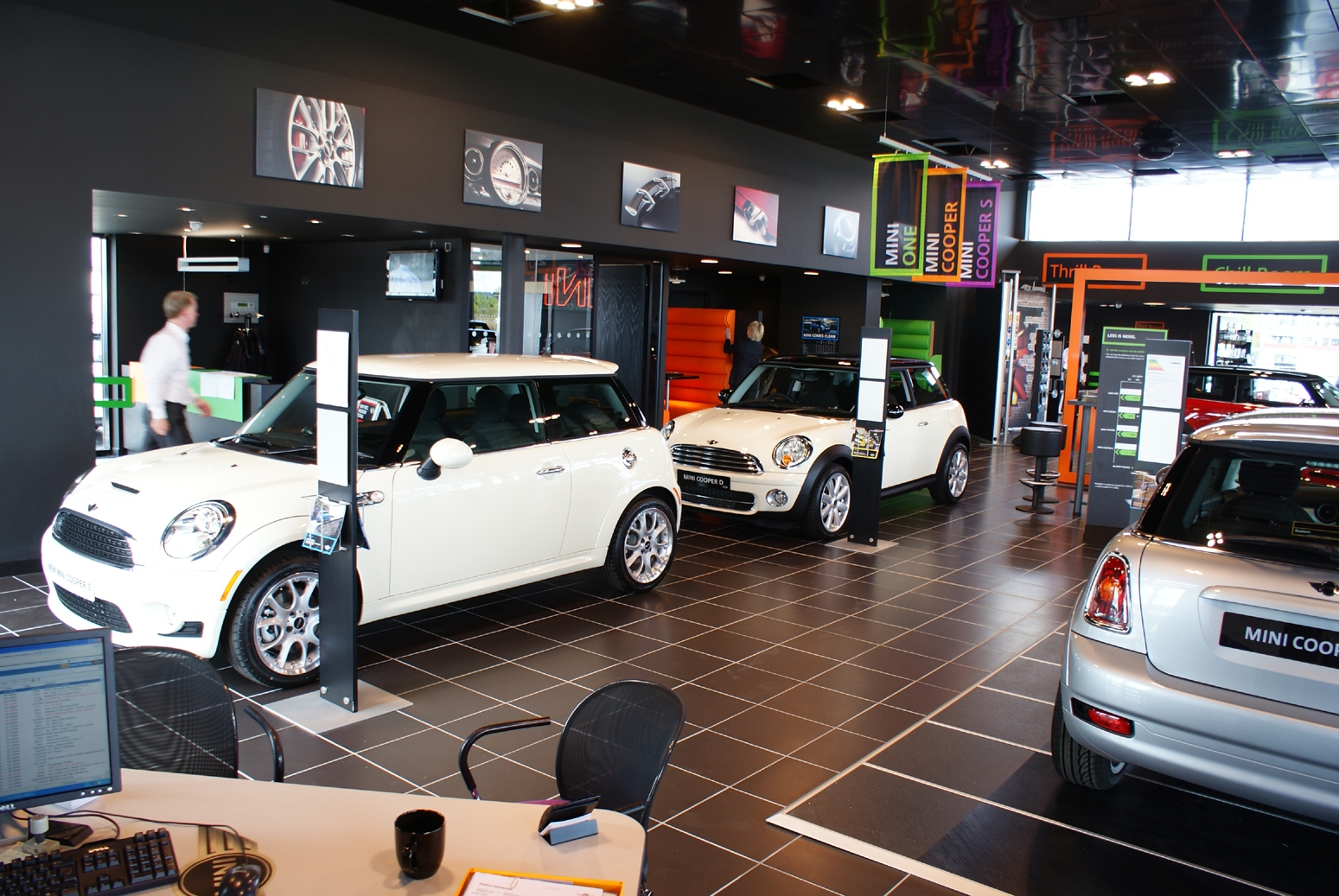 PDR's 12th Job for JCT600 is a Mini Adventure