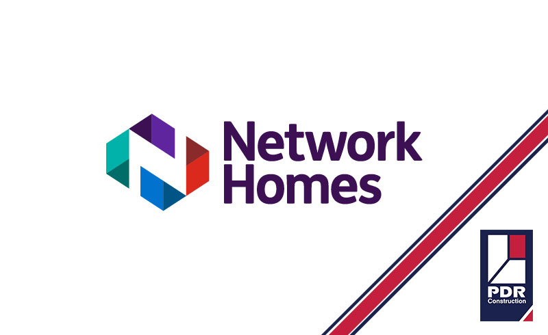 Network Homes seals Premier agreement with PDR Construction to provide over 100 new affordable homes in Edgware