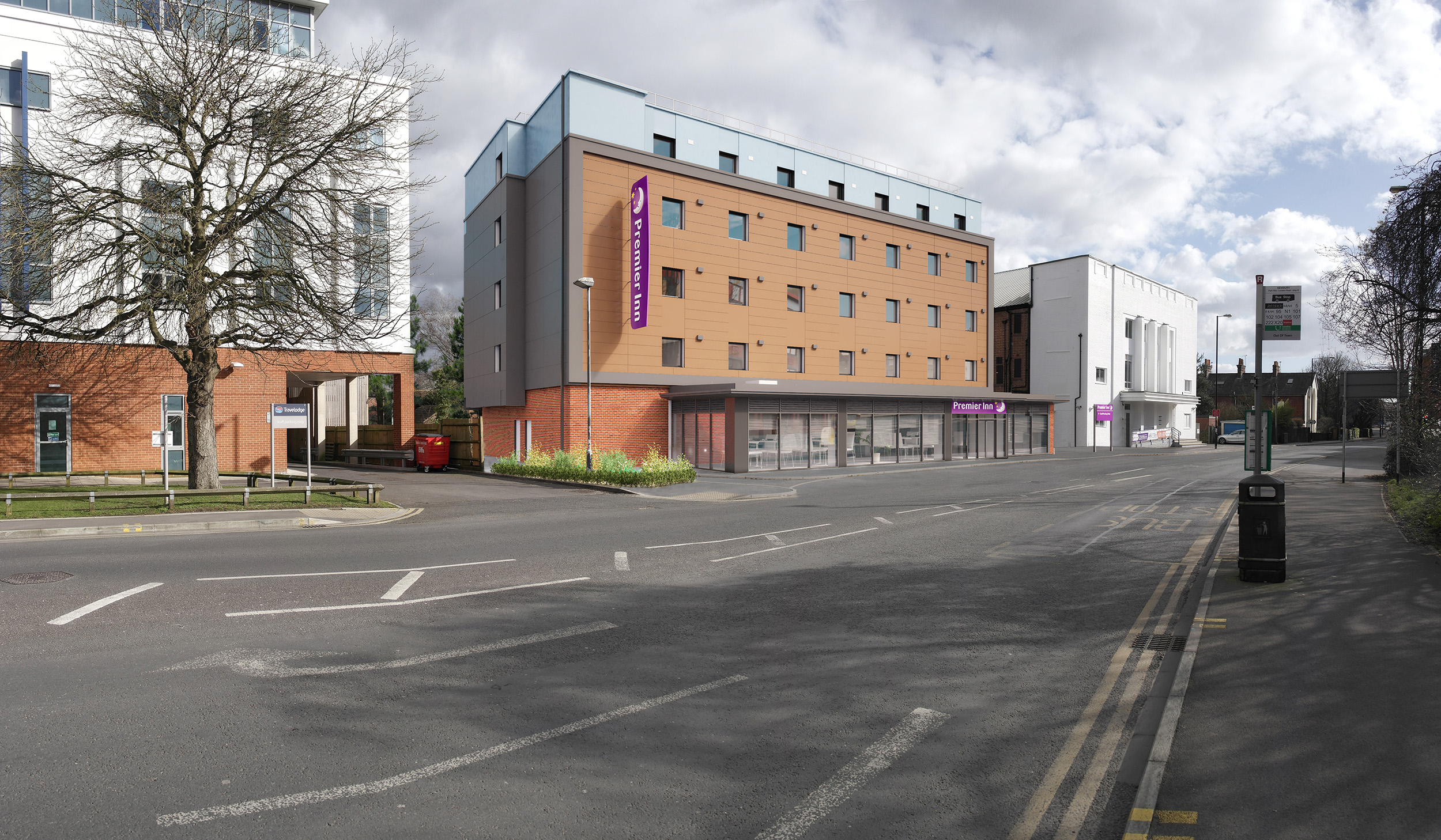 Premier Inn, Salisbury and Newbury