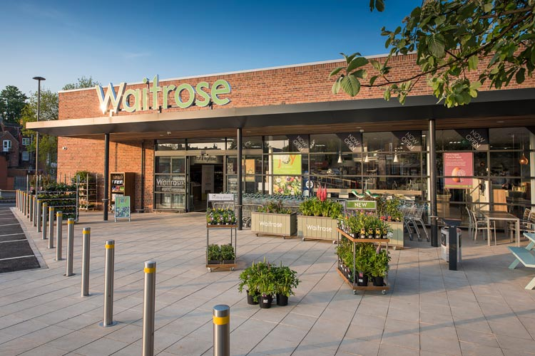 Waitrose bromsgrove pdr construction - Waitrose head office telephone number ...
