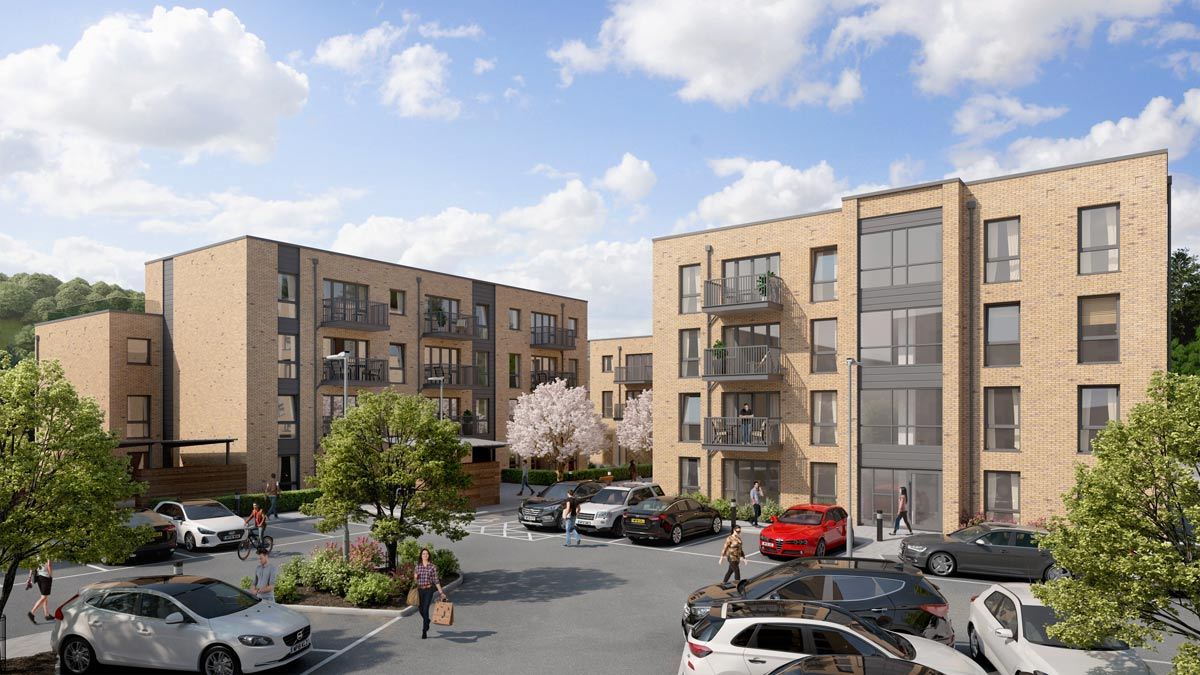 Ampersand Residential Development, Whyteleafe