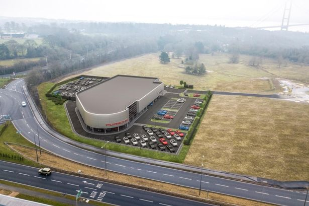 New £8m Porsche Dealership in Hessle Confirmed
