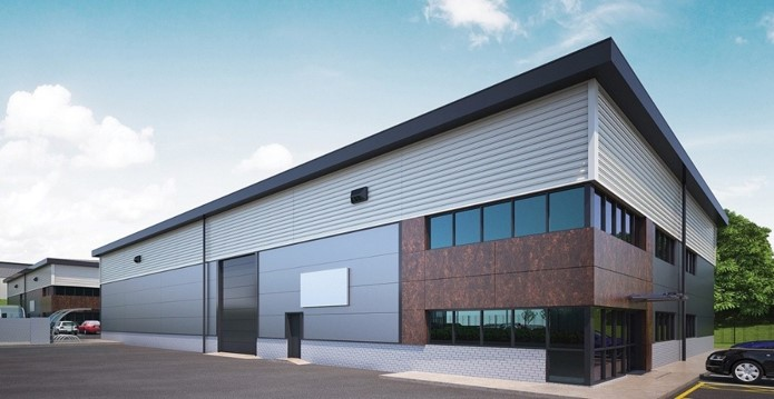PDR Start Work on £6m Industrial Development in Barnsley