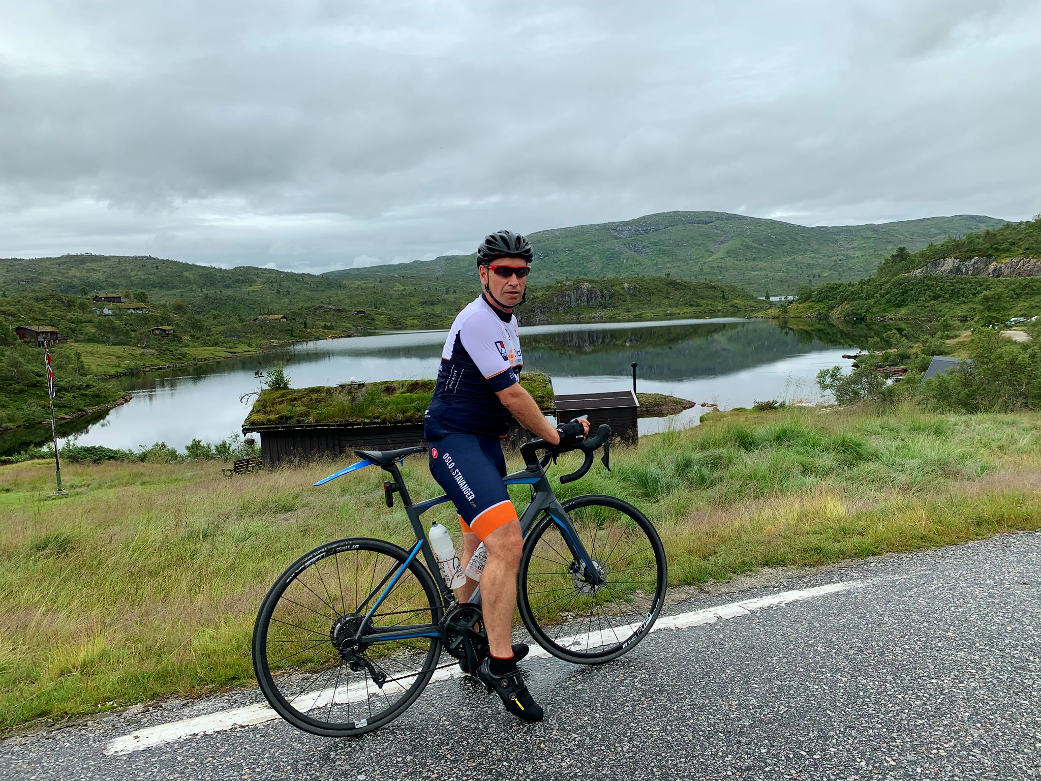 Tour of Europe Charity Cycle Ride (Oslo to Stavanger) 2019