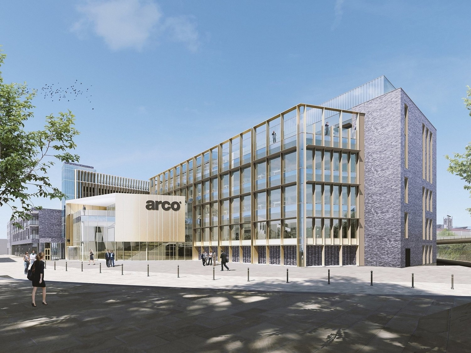 Arco Head Office Contract Award