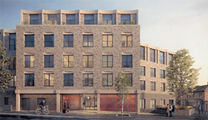 New Contract Win – Residential Scheme, Waltham Forest Pocket Living